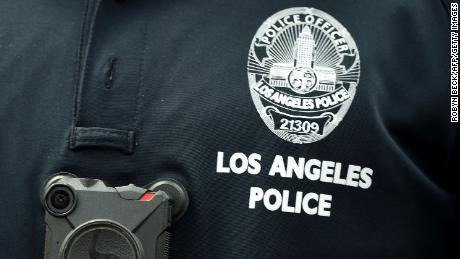 Los Angeles Police Department reports more homicides than they've seen in over a decade