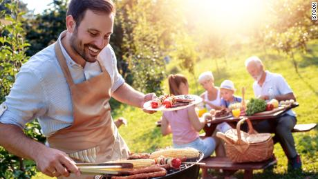 How to Host a Socially Distant Summer Party