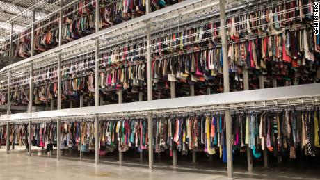 ThredUp's reselling industry annual report projects total sales of renovated clothing to reach $ 64 billion in sales by 2024.