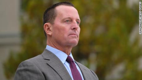 Richard Grenell war der amtierende Direktor des Nationalen Geheimdienstes, bevor John Ratcliffe im Mai bestätigt wurde.