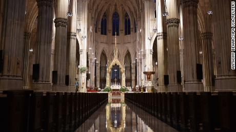 New York's St. Patrick's Cathedral is about to celebrate its first public Mass since March