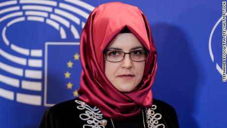 Hatice Cengiz hopes the case will offer new clues to the whereabouts of Jamal Khashoggi's remains.