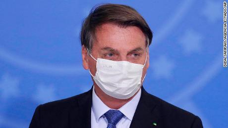 Coronavirus hits Latin American politicians