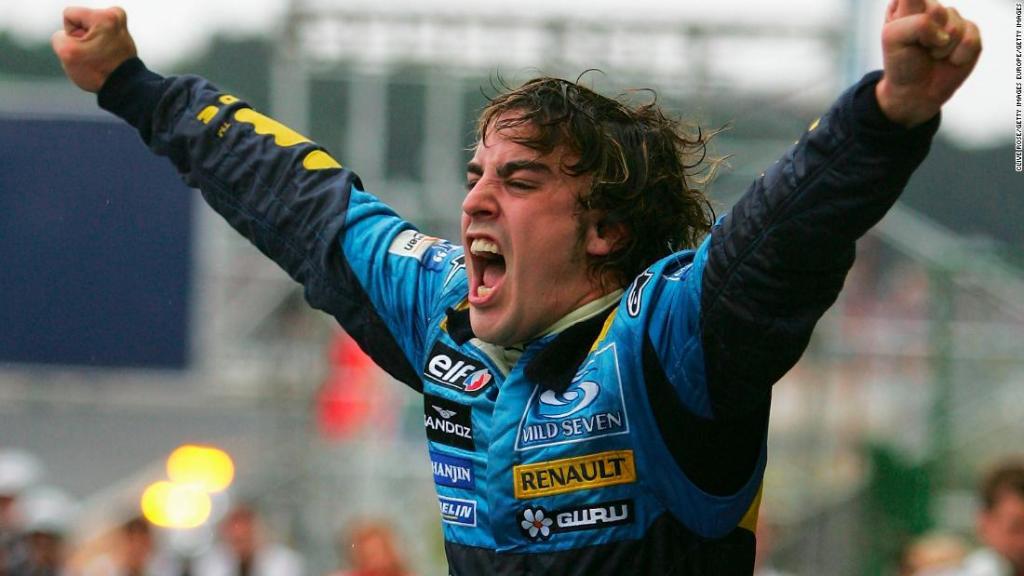 F1: Fernando Alonso discusses his return to sport - CNN