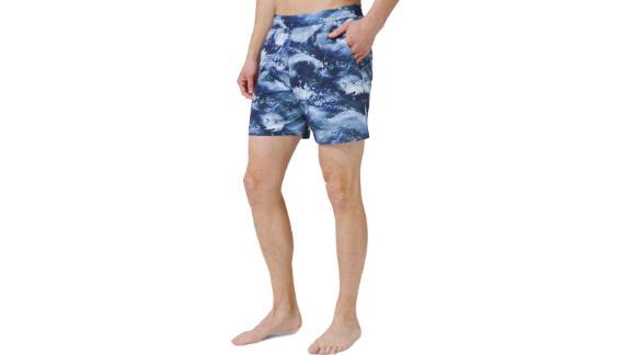 Channel Cross Swim Short 7