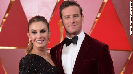 Actor Army Hammer and wife separated after 10 years of marriage