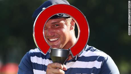 Is Bryson DeChambeau irreversibly changing golf?