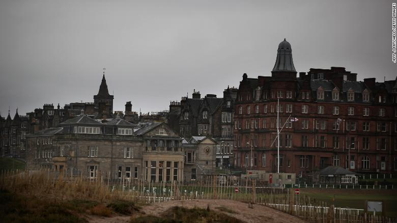 St Andrews è una delle università più antiche del mondo.