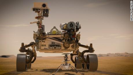 Ketekunan akan melakukan hal-hal yang belum pernah dicoba oleh pesawat luar angkasa di Mars - dan membuka jalan bagi manusia