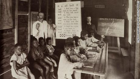 Indigenous Australians had their languages taken from them, and it's still causing issues today