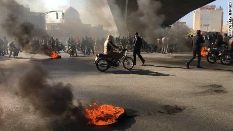 Iran pressures to hang three protesters