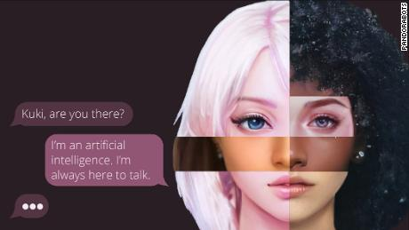 Robot friend: Why people talk to chatbots in times of trouble