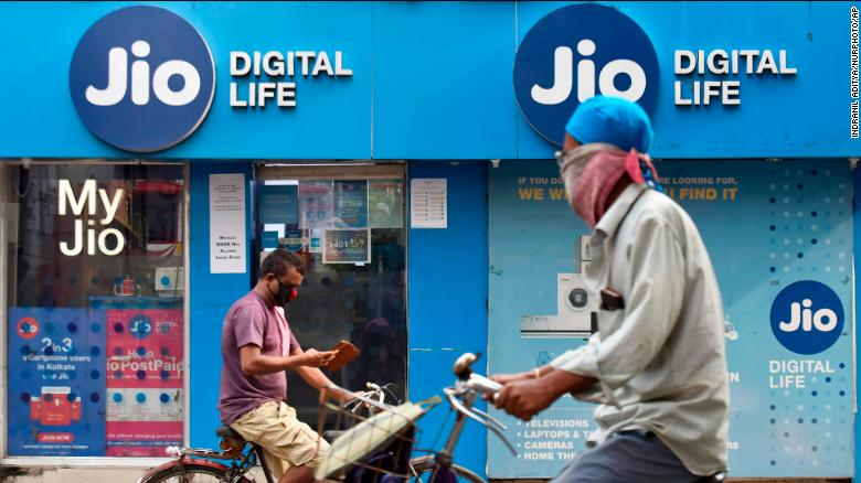 Jio Platforms is emerging as India's national tech champion, securing more than $20 billion in funding from a clutch of big investors recently.