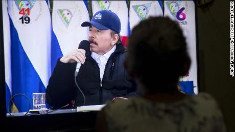 Nicaragua's Ortega says unlike 'capitalist', COVID-19 is under control;  country.  local epidemiologists disagree