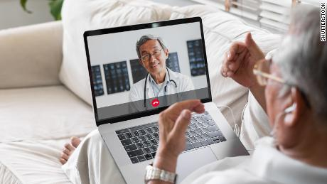 Senior citizens struggling with technology face telehealth challenges and social isolation
