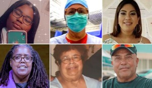 These are some of the 91,000 people who've died since the US reopened