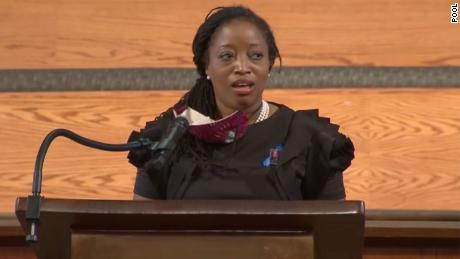 Jamila Thompson Deputy Chief of Staff for Congressman  Lewis