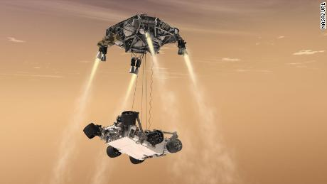 The Perseverance Rover is heading towards Mars.  What's next