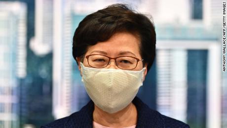 Hong Kong postpones legislative elections for a year over coronavirus fears