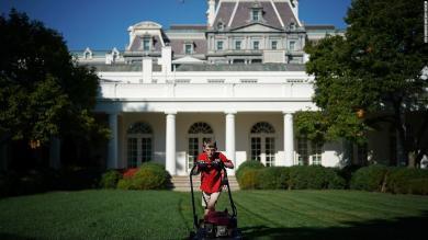 Your guide to Melania Trump's Rose Garden renovations