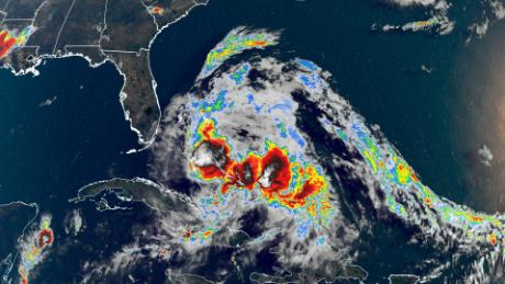 Hurricane Isaias hits Bahamas as it heads to Florida