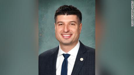 Michigan state senator tests positive for Covid-19
