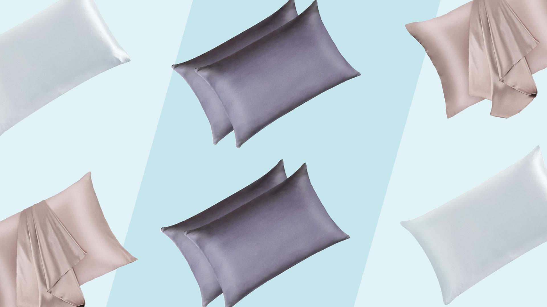 luxury silk pillowcases online
