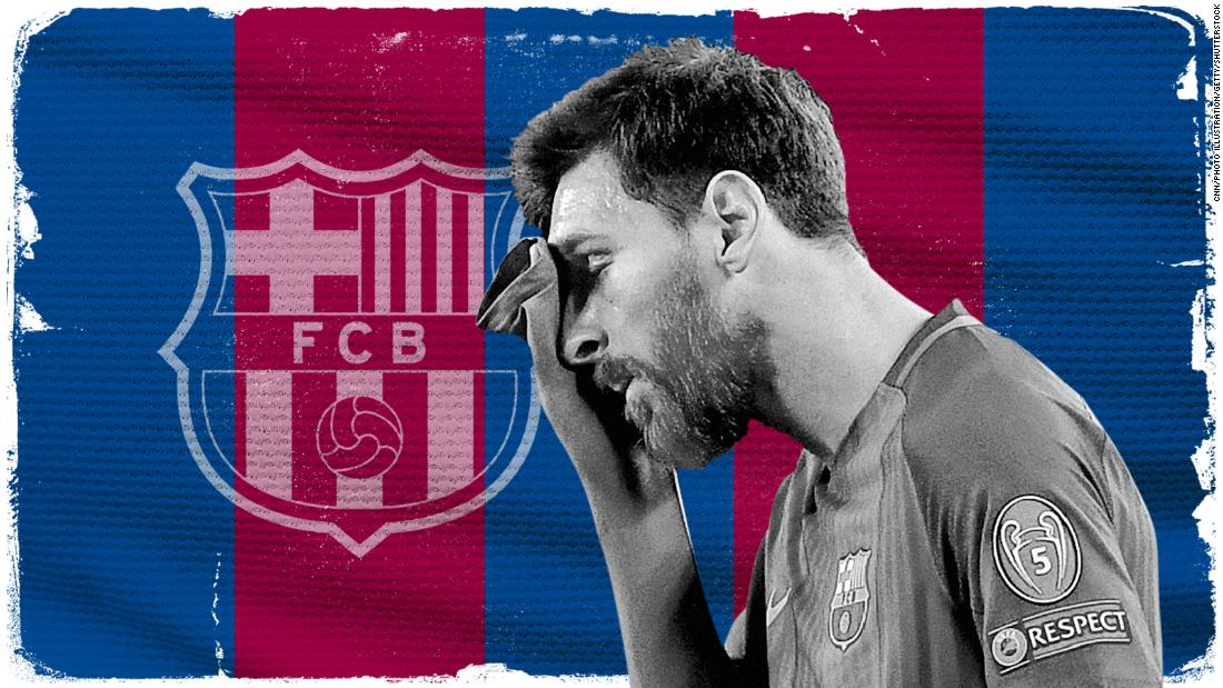 Lionel Messi: How the relationship between world's best player and  Barcelona turned sour - CNN