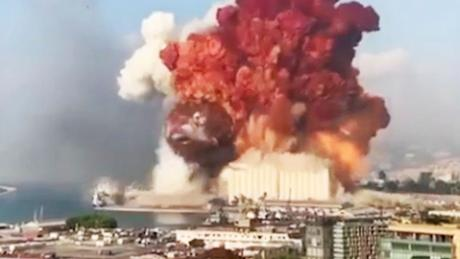 Ammonium nitrate that exploded in Beirut bought for mining, Mozambican firm says