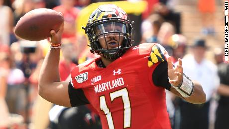 6 Maryland football players opt out of fall season, including last year's starting quarterback
