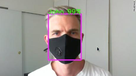 Think your mask makes you invisible to facial recognition? Not so fast, AI companies say