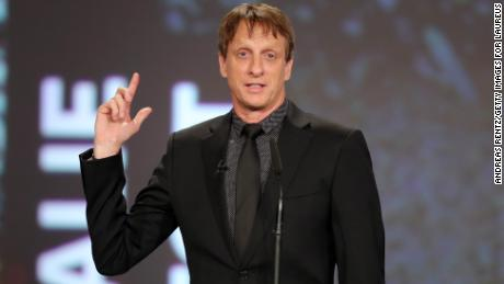 Tony Hawk's Pro Skater renames the mute grab to honor deaf skater who created it