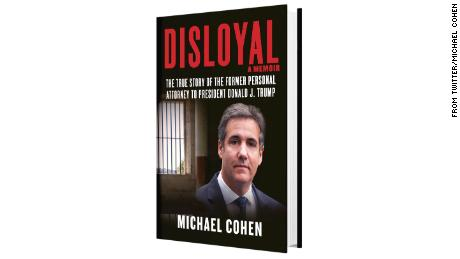 In tell-all book, Michael Cohen says Trump hired a 'Faux-Bama' during White House run 1