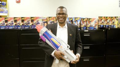 How a NASA scientist accidentally invented the Super Soaker