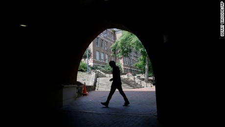 UNC has four Covid-19 clusters less than a week after starting classes