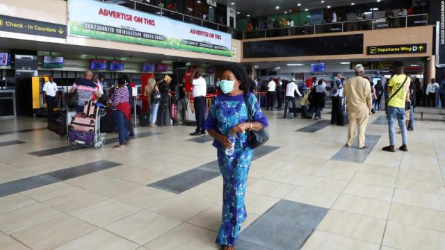 Nigeria to resume international travel operations August 29 - CNN