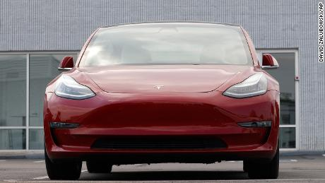 Tesla has climbed 50% since announcing its stock split - last week