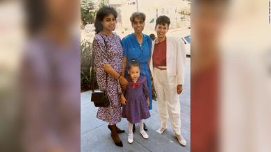 Meena Harris: Kamala Harris was raised to believe if you see injustice, do something