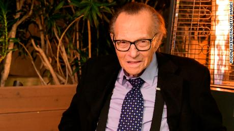 Larry King's son and daughter die within a week of each other