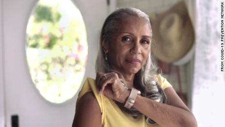 New ads encourage minorities to roll up their sleeves and participate in coronavirus vaccine trials