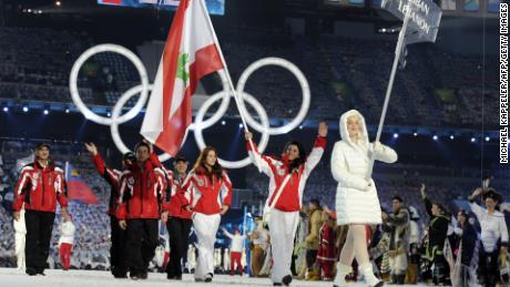 Njeim ได้เข้าแข่งขันทั้งในโอลิมปิกฤดูหนาวและฤดูร้อน