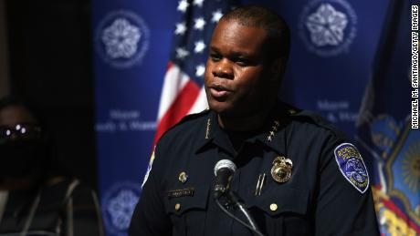Rochester Police Chief Fires Daniels Prude's Death