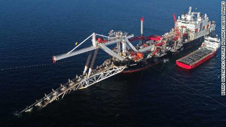 Why Europe still can't afford Russian gas supply
