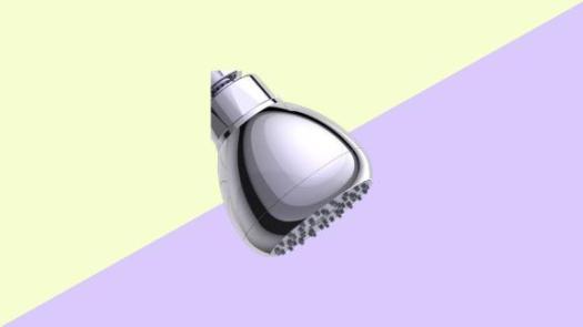 Wassa High Pressure Shower Head