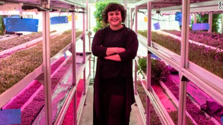 In July, Nona Yehia, CEO and co-founder of Vertical Harvest, announced a second vertical farm in Westbrook, Maine. The second Vertical Harvest will be five times larger than the original Wyoming farm and will open in 2022.