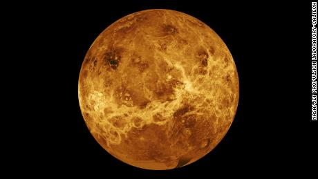 Our crazy finding suggesting life on Venus