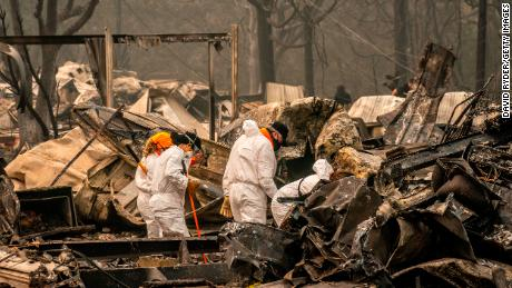 Hundreds of homes in Ashland, Oregon and surrounding cities have been lost to wildfires.