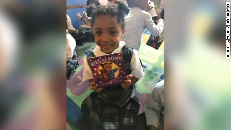 The non-profit Young, Black & Lit has given away 5,000 plus books with Black main characters to children in the Chicagoland area.
