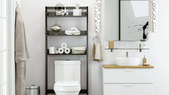 small bathroom storage ideas cnn