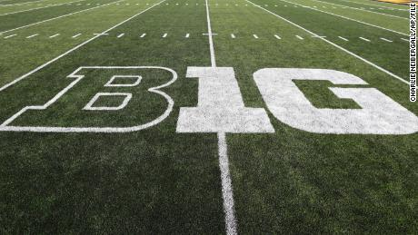 Big Ten backtracks on its decision to postpone and will play football this fall after all